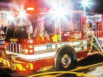 AFD Fire truck